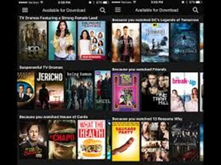 How To Download Movies Series and TV Shows From Netflix