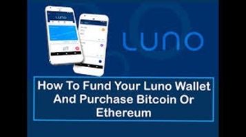 Transfer Cryptos from Luno Wallet to other Crypto Wallets