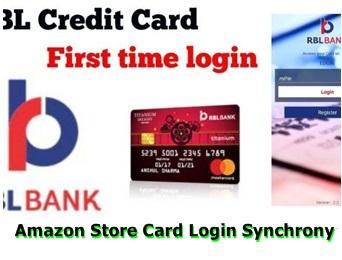 amazon synchrony credit login