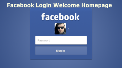 Welcome to facebook login sign up or learn more