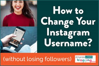 How To Change Instagram Username – Simple Ways To Change Instagram Username