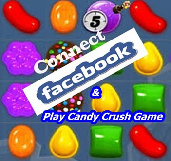 How to Play Candy Crush Saga Game On Facebook