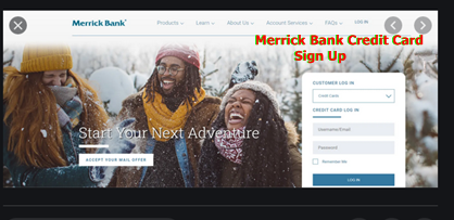 Merrick Bank Credit Card Sign Up   Merrick Bank Credit Card Login – Merrick Bank Credit Card Application