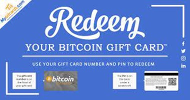How to Redeem Bitcoin for Gift Cards