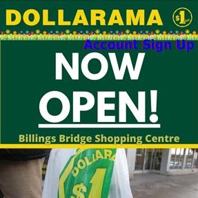 Dollarama Account Sign Up |  Dollarama Account Login – How To Register Dollarama Account and Shop Online at Dollarama