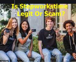 Is Stepworkstime Legit Or Scam?
